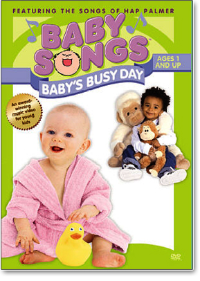 DVD Baby's Busy Day