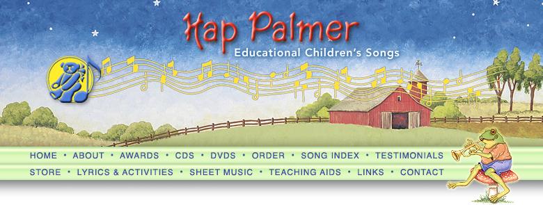Hap Palmer Music For Children