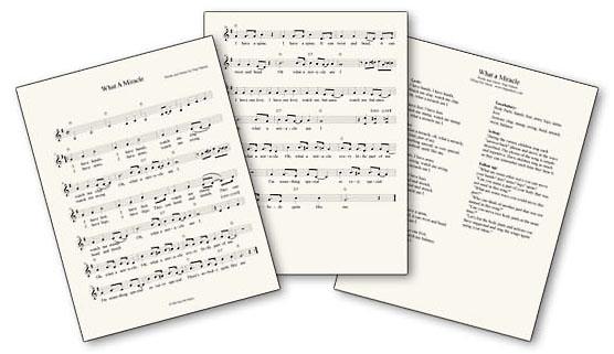 Sheet Music For Hap Palmer Childrens Songs
